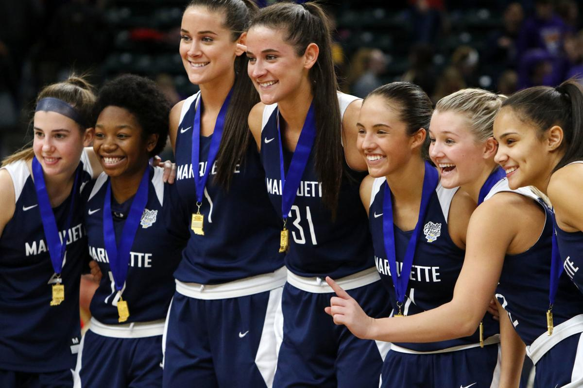 Gallery: Marquette Catholic vs. Vincennes Rivet in Class A championship (POY)