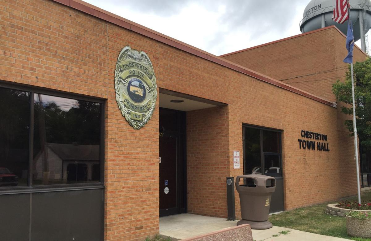 Chesterton Police Department and Town Hall