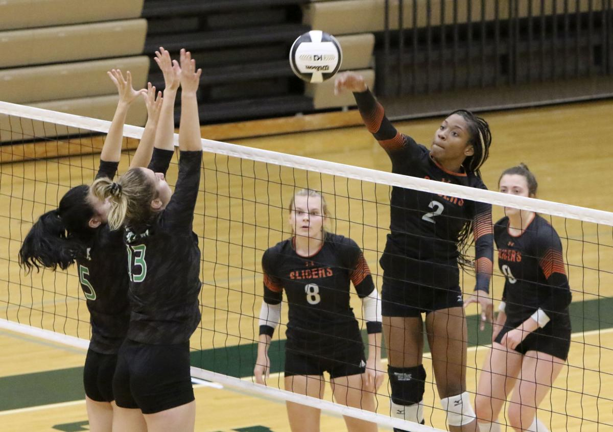Laporte Stays Unbeaten In Dac With Win At Valparaiso High School Volleyball Nwitimes Com