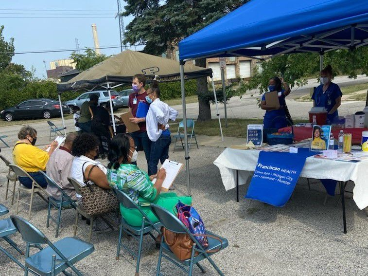 Franciscan Health doing diabetes outreach in African-American community