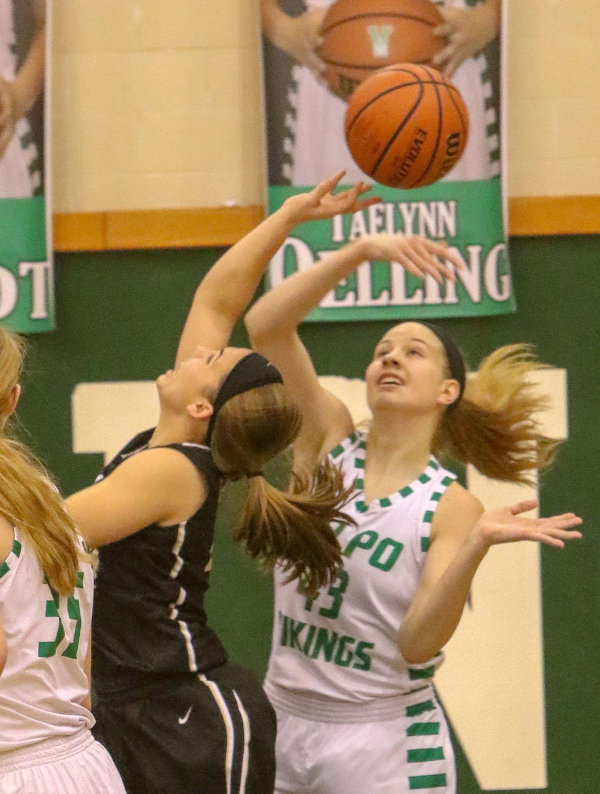 Penn at Valparaiso girls basketball