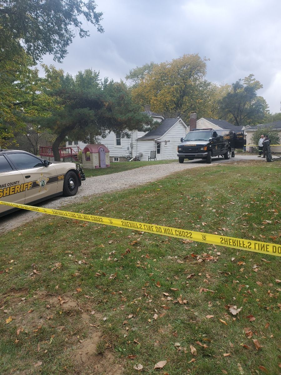 Sheriff investigating double homicide of two teenagers in Calumet Township
