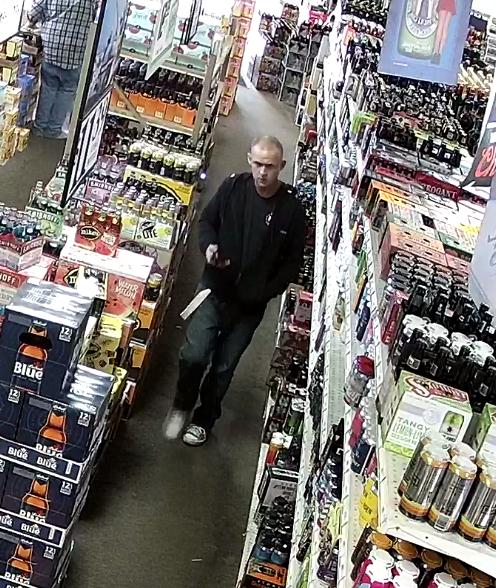 VPD investigates liquor store theft