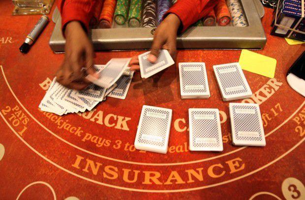 does progressive betting work in blackjack