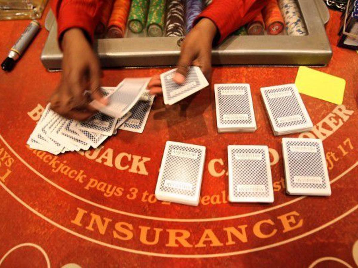 five county craps betting