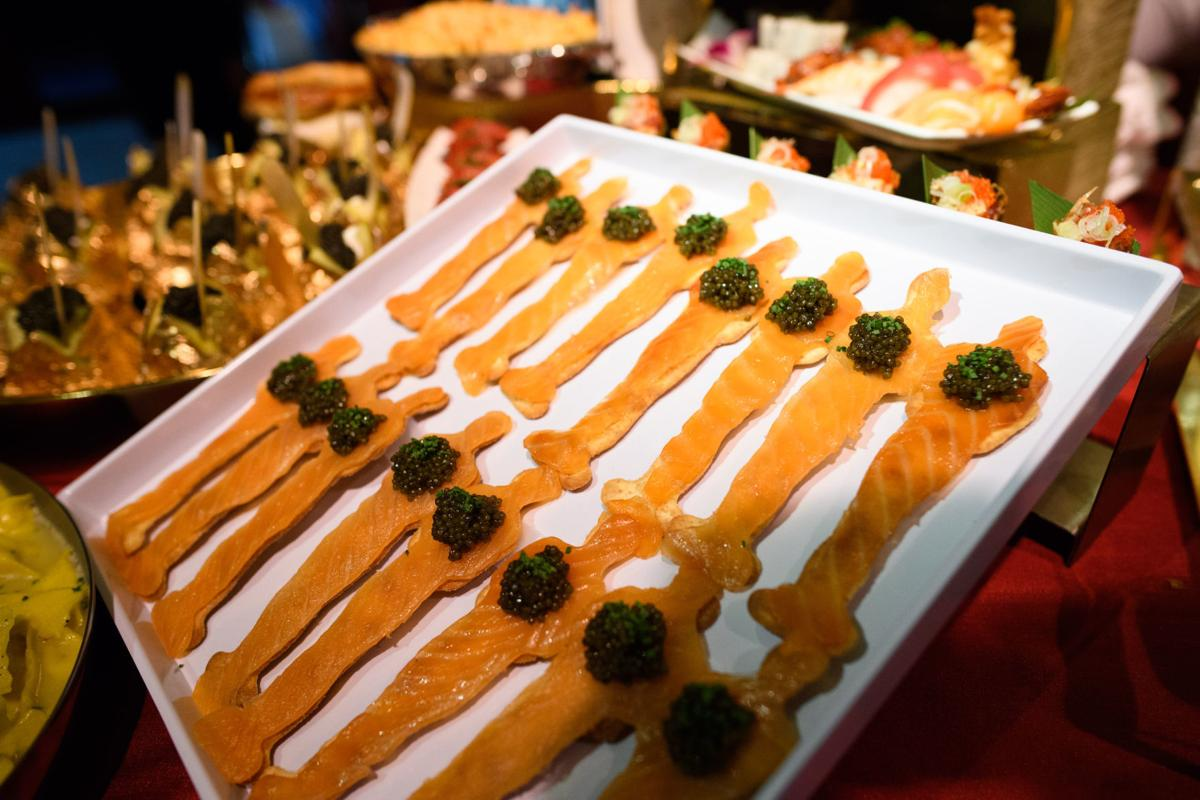 Lights Camera Food Oscars Party Cuisine Is Stellar Food And Cooking Nwitimes Com
