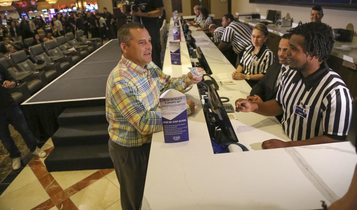 Horseshoe casino sports betting sports betting lines rules