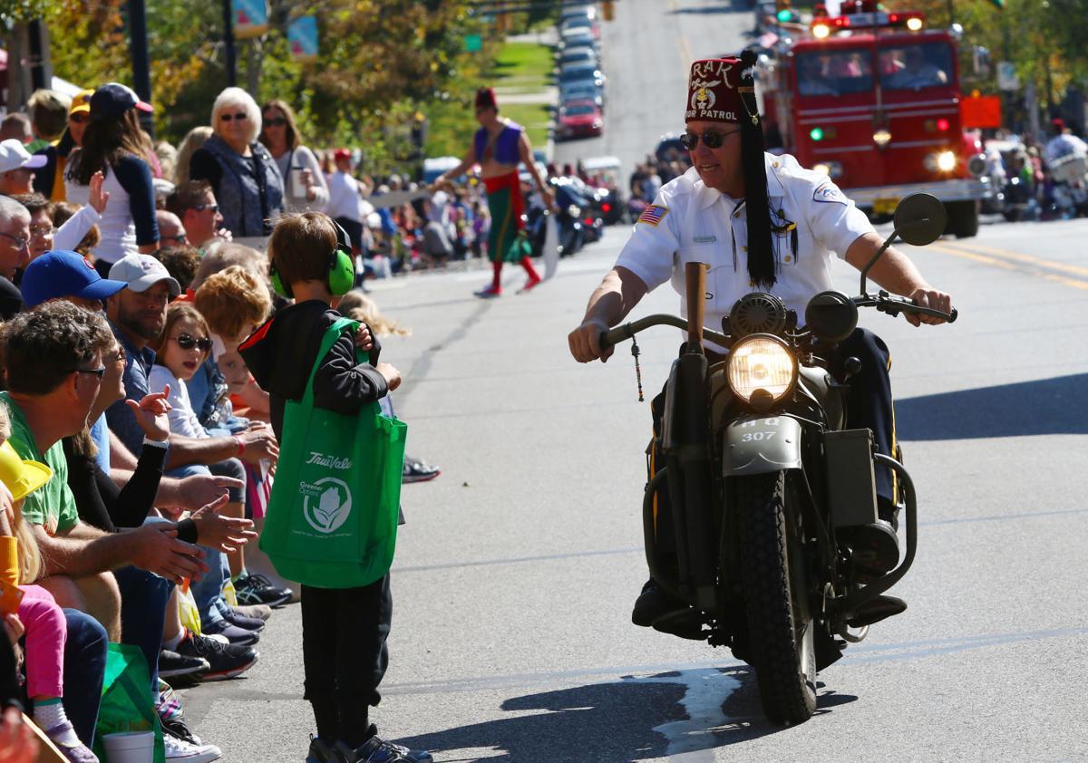 Popcorn Festival marches into Valparaiso