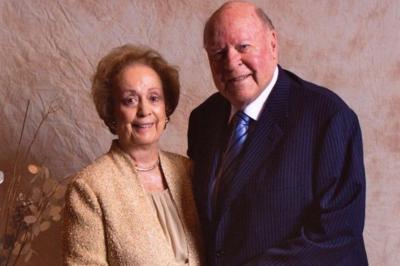 Dean and Barbara White