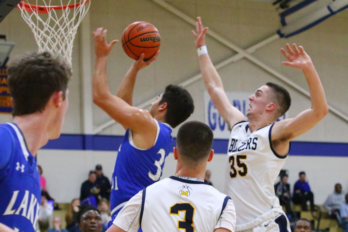 Lake Central at Marquette Catholic boys basketball