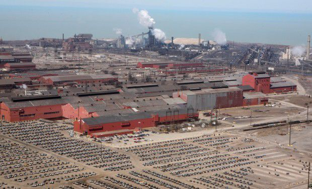 Indiana Harbor blast furnace will be down for months