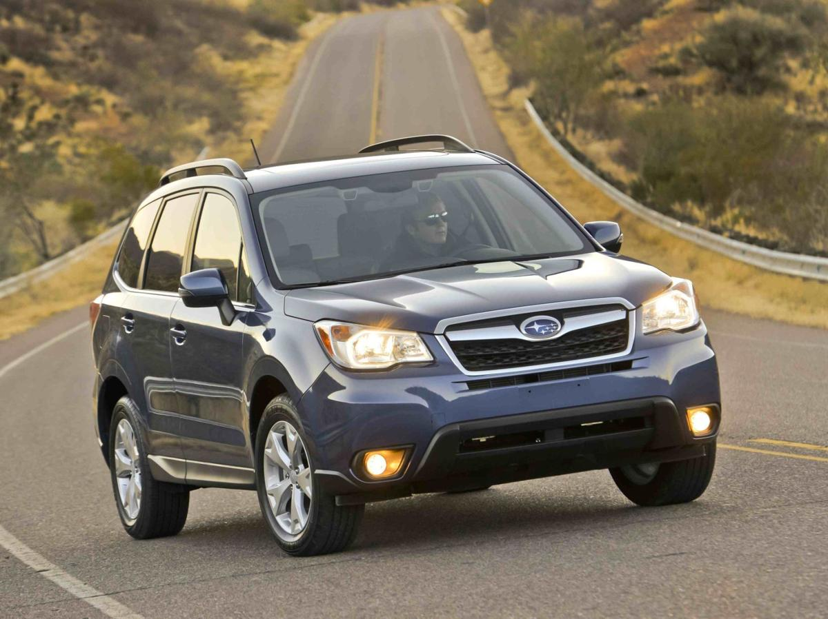 Subaru Forester delivers affordable allwheel drive  Cars