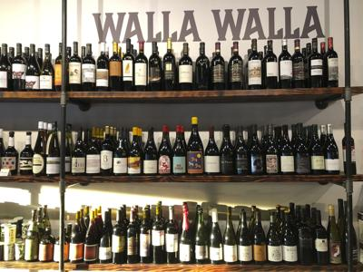 Food Walla Walla Wine