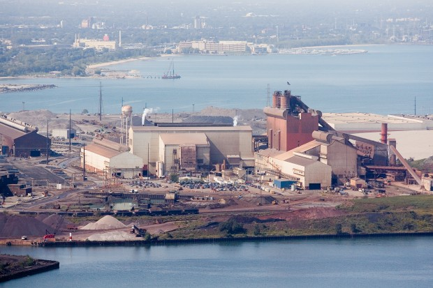 ArcelorMittal in East Chicago