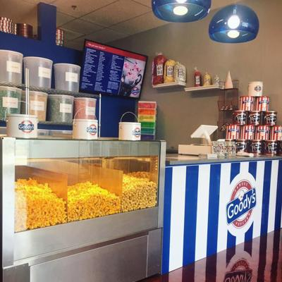 Goody's popcorn shop opens in Dyer