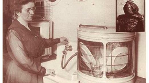 automated dishwasher inventor josephine garis cochrane