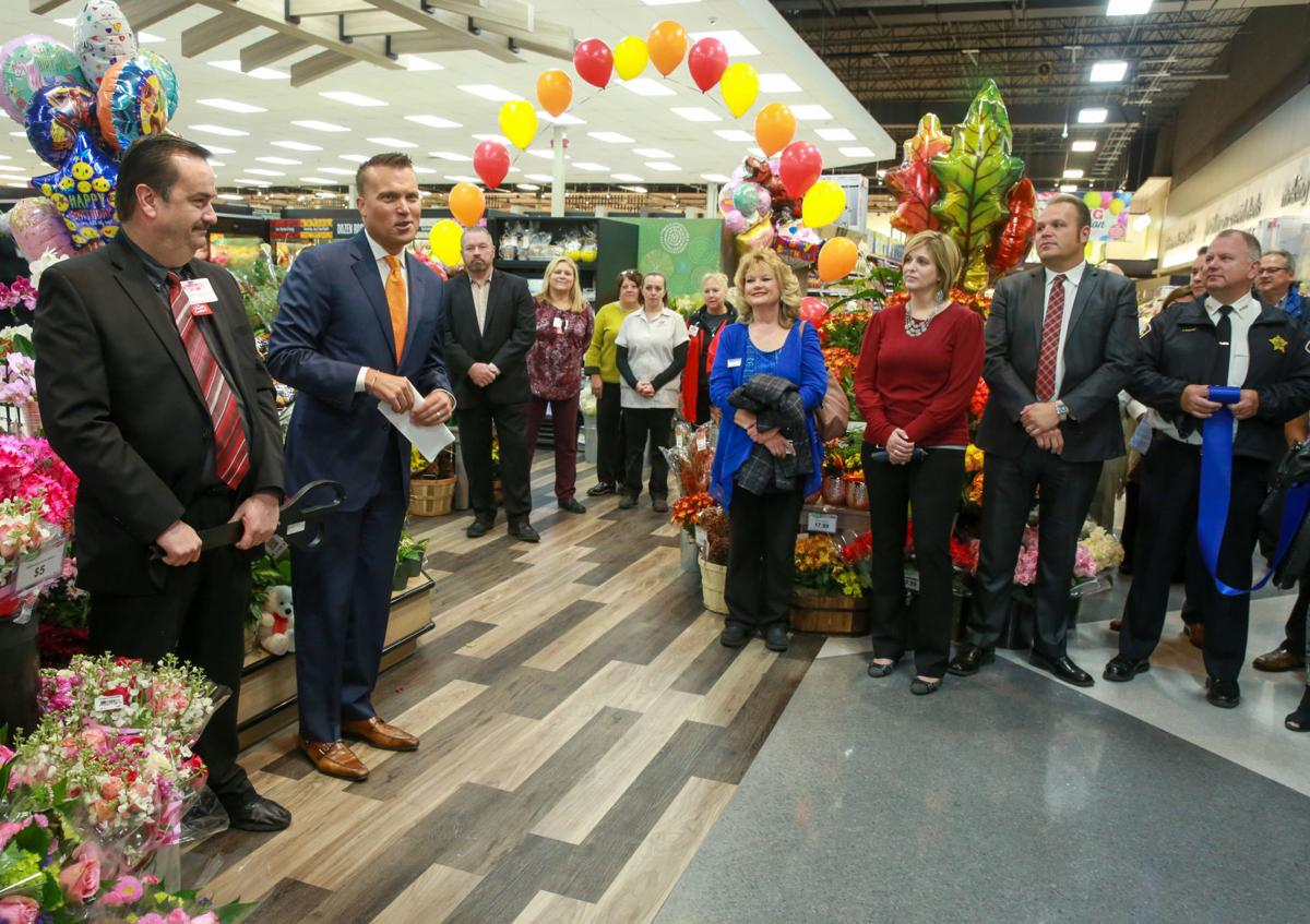 Grand opening for renovated Strack and Val Til store in St. John