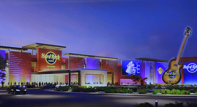 Hard Rock Casino Gary to be built in two phases: casino to