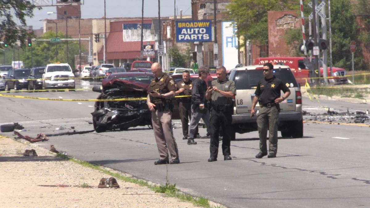 ATF Agent Shot, Suspect Dead and Vehicle Crash