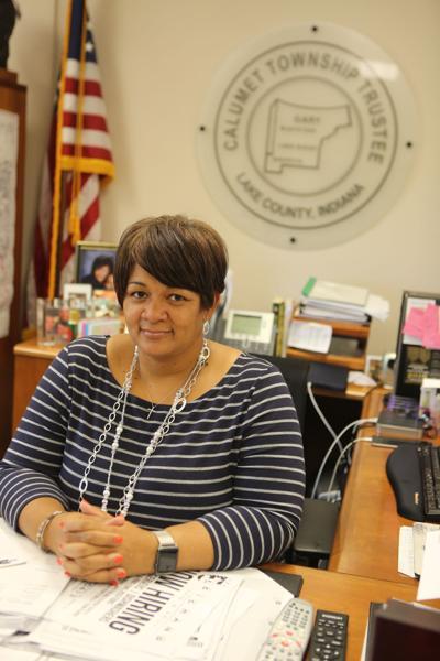 Calumet Township Trustee Kimberly Robinson
