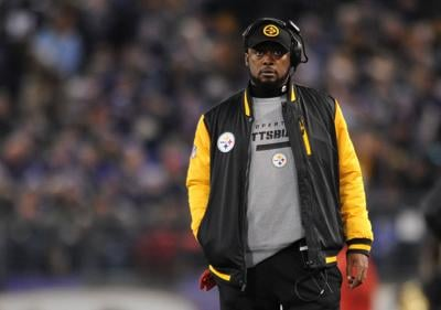2013: NFL fines Steelers coach Mike Tomlin for interfering with play against Ravens