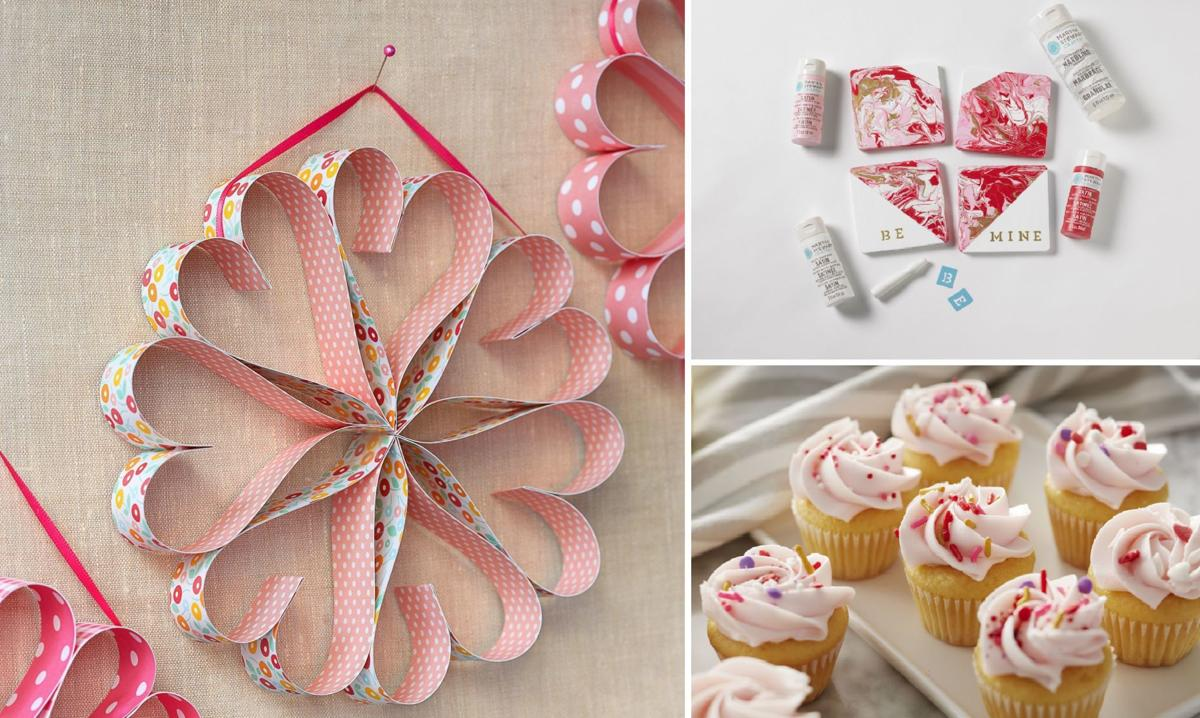 For the love of crafts: Valentine's Day perfect holiday for fun family projects