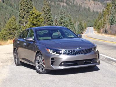 The 2016 Kia Optima Is Larger Than Its Predecessors But Still Offers Good Fuel Economy