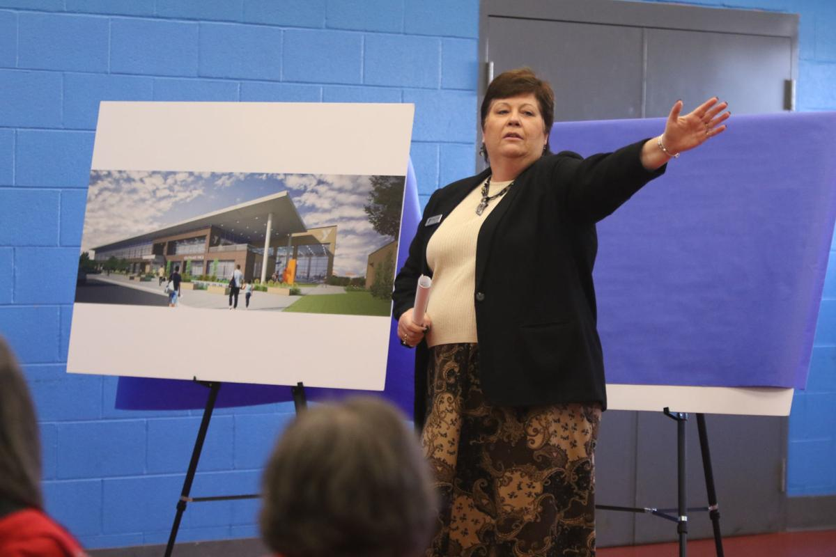 Massive expansion plan for the Southlake YMCA