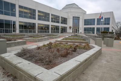 Porter County: Porter County Government Center FILE