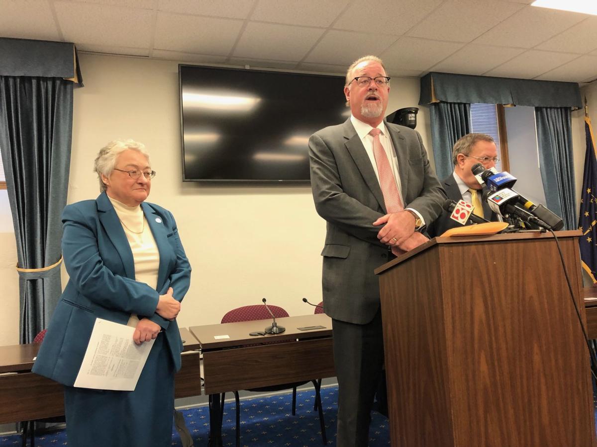 Divisions among Indiana Senate Republicans once again doom bias crime legislation