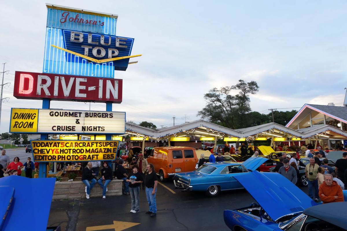 Blue Top Drive-In