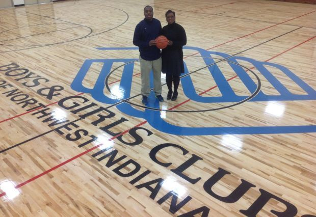 New Boys And Girls Club Site To Host Nwi Basketball