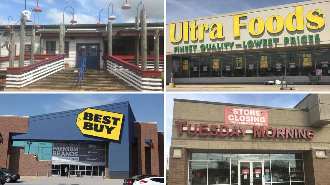 375b753ba2a Retailpocalypse  A look at businesses that are closing in the Region ...