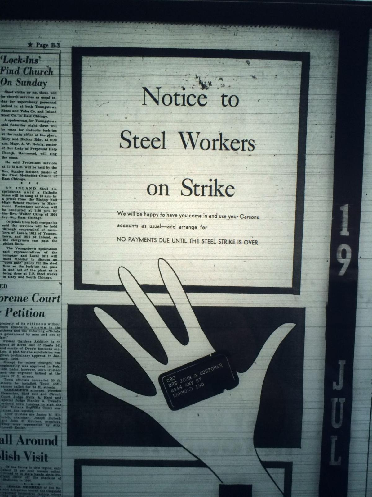 Union warns U S  Steel negotiations are 'frustrating' and that 'time
