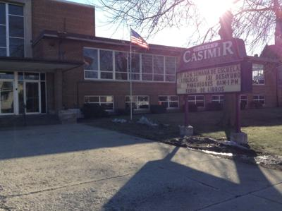 Parents storm St. Casimir for answers on an alleged child molestation case