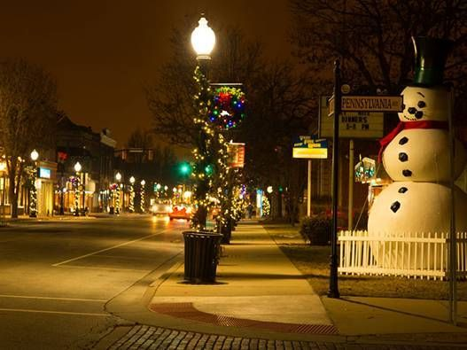 local companies will decorate homes businesses and municipalities christmas - Christmas Decorations For Businesses