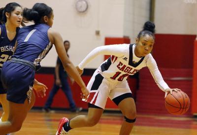 Bishop Noll at Lake Station girls basketball
