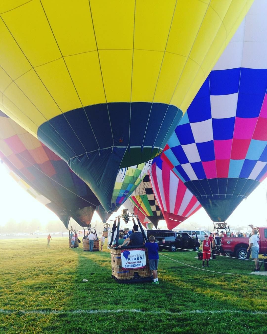 NWI Hot Air Balloon Fest to soar over Valpo