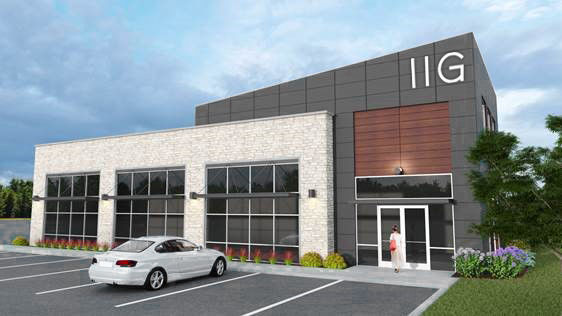 Hotel design firm IIG building new Crown Point headquarters