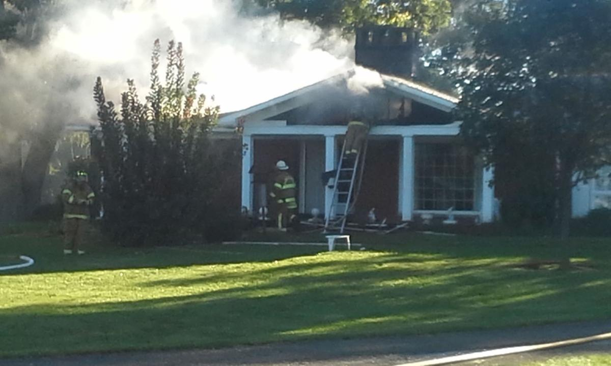 No injuries in wanatah house fire laporte county news for Laporte county jobs