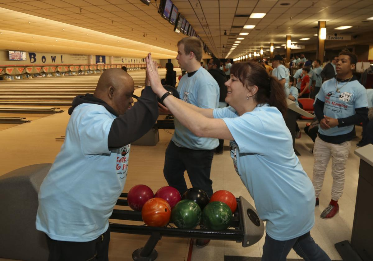 bowling benefit for TradeWinds