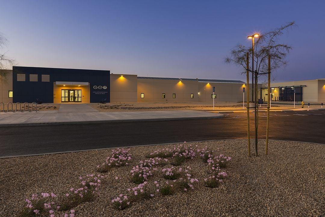 GEO detention facility