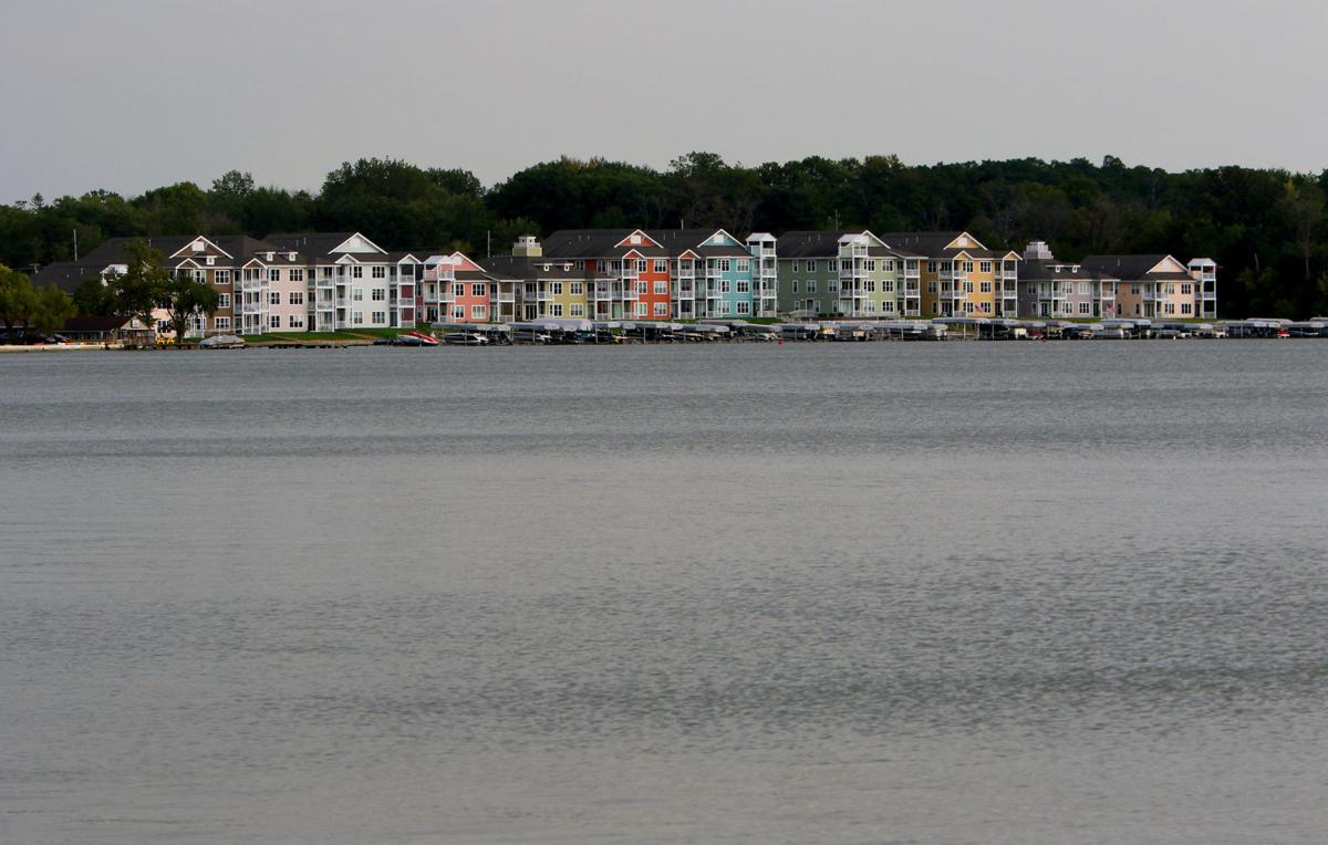 Cedar Lake not just a summer vacation spot