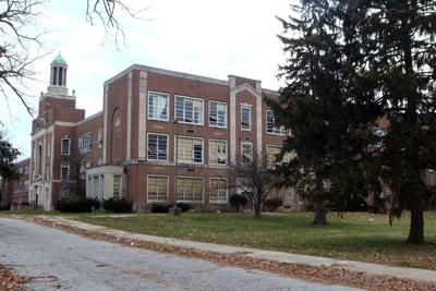 Fire causes minor damage at vacant Lew Wallace High School in Gary