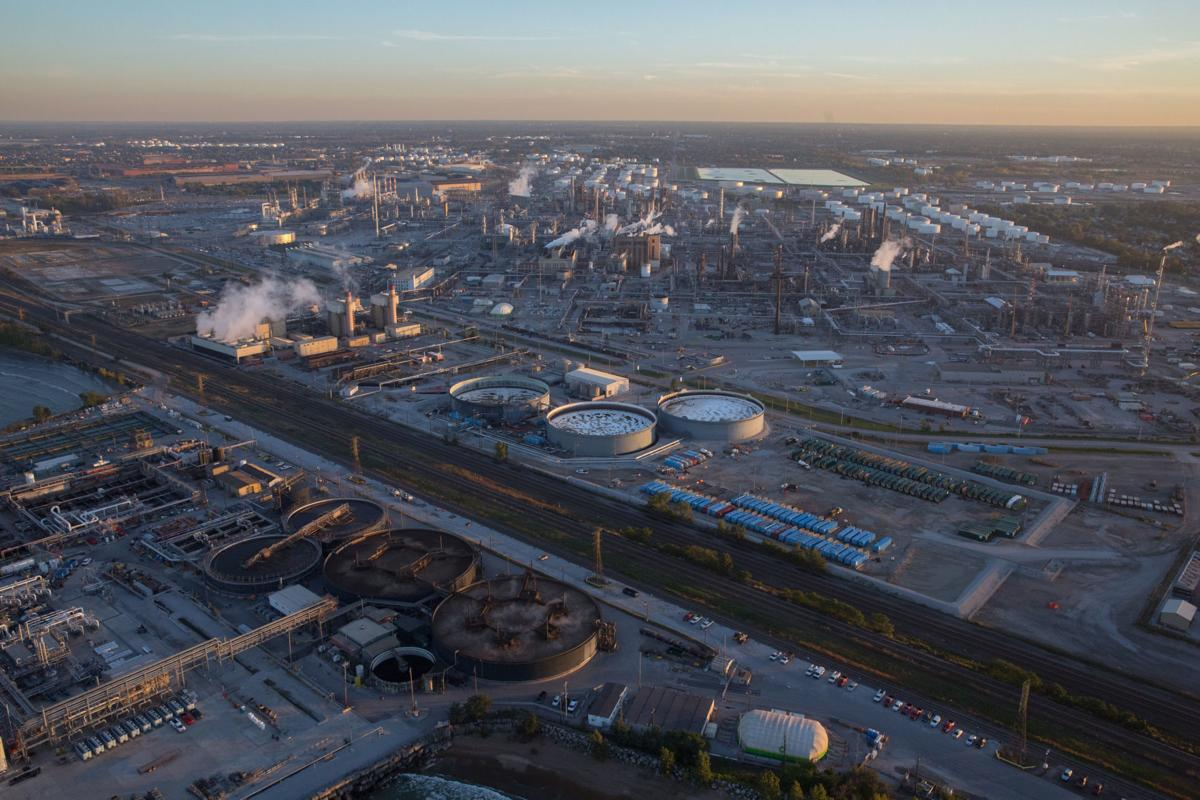 BP achieves record crude throughput at Whiting Refinery