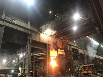 Second explosion in a week at ArcelorMittal Indiana Harbor results in Workers treated for smoke inhalation