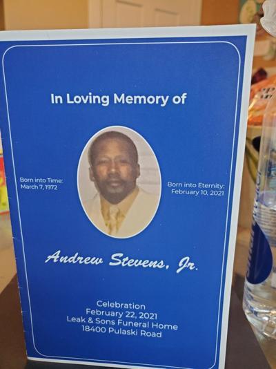 Andrew Stevens Jr.