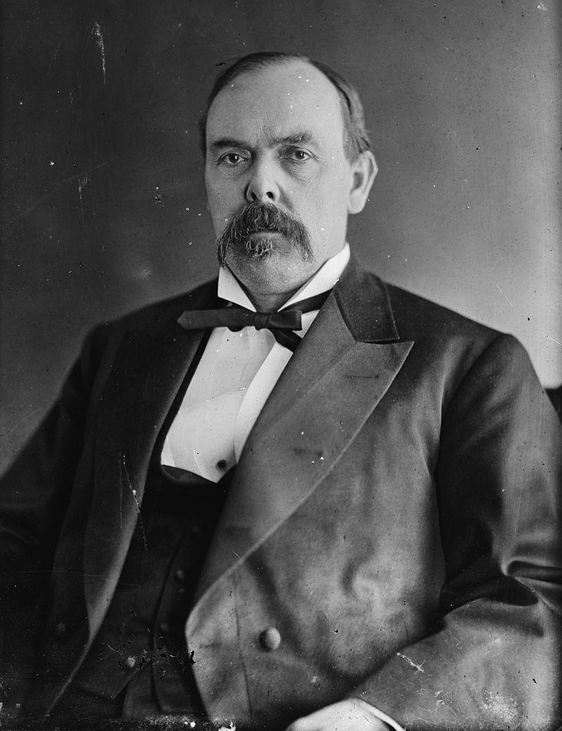 Oliver P. Morton