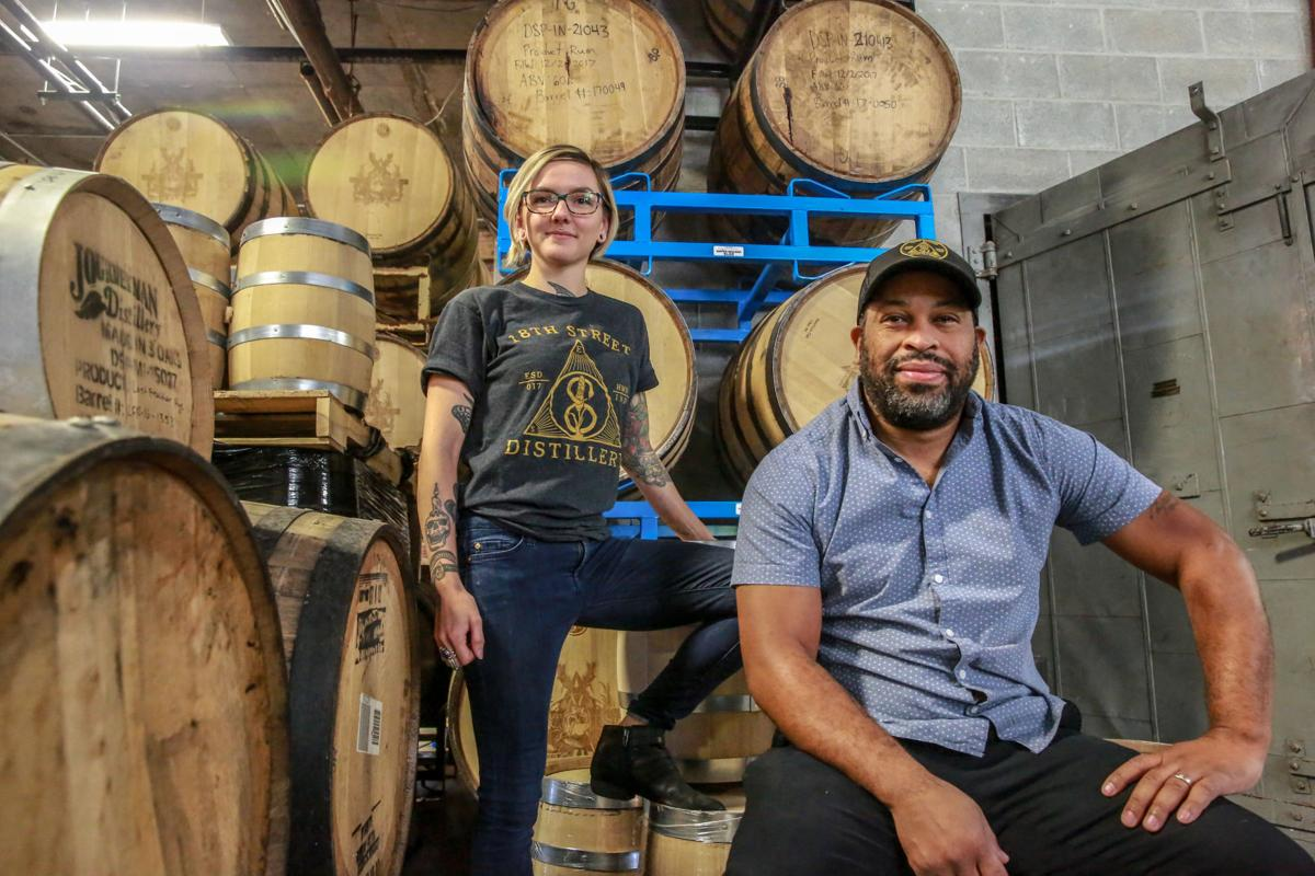 18th Street's new distillery in downtown Hammond