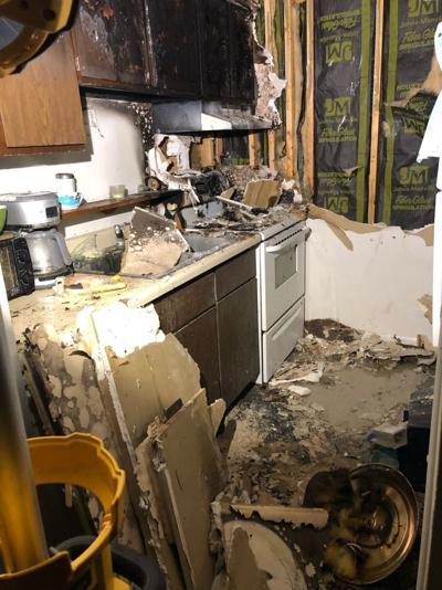 Valpo fire kitchen